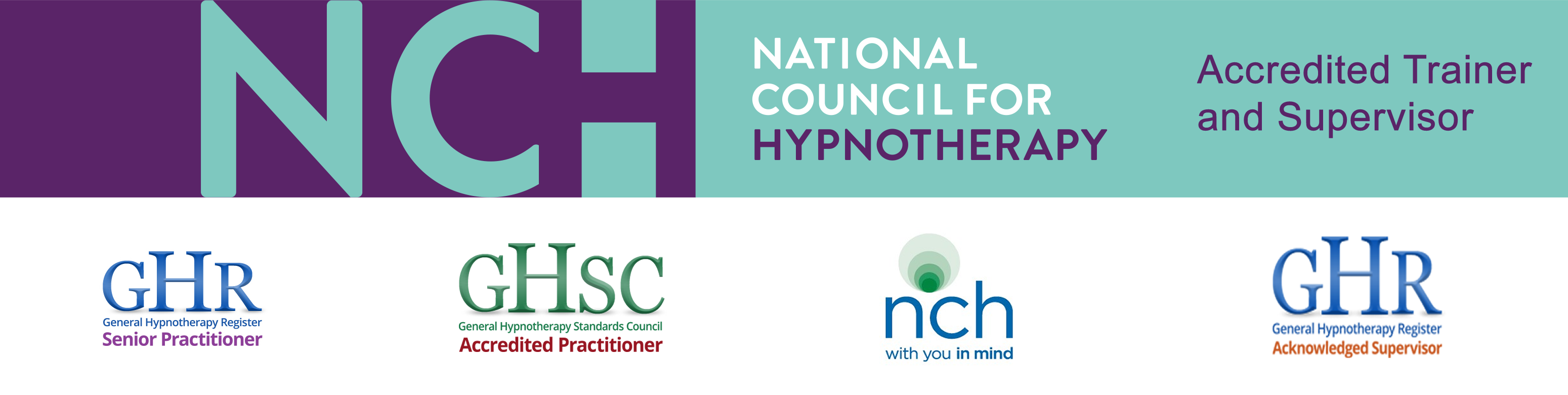 Hypnotherapy Logos